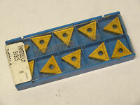 10 new VALENITE TNMG 331-LM SV315 Carbide Inserts TNMG160404-LM 10905