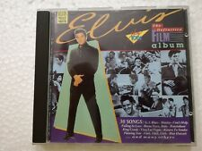 Elvis Presley The Definitive Film Album Greek Radio Station 1987 CD V.RARE