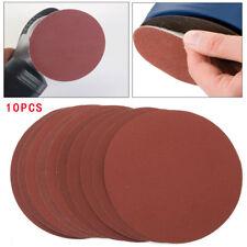 10pcs 150mm 2000 Grit Sanding Discs Hook Loop Wet & Dry Sandpaper Sander Paper