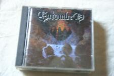 "Entombed - ""CLANDESTINE"" CD 1st PRESS 1991 no ifpi"