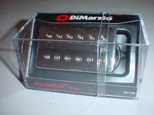 Dimarzio DP159 Evolution Bridge Humbucker Guitar Pickup - NICKEL REGULAR SPACING