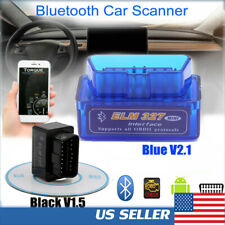 Car Bluetooth OBD2 Reader Code Diagnostic Scanner Automotive OBDII ELM 327 POWER