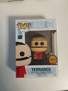 Funko Pop! - South Park - Terrence #11 Chase - Vinyl Figure + Protector