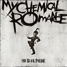 THE BLACK PARADE (AMENDED) CD MY CHEMICAL ROMANCE BRAND NEW SEALED