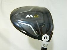 New RH TaylorMade M2 16.5* 3 HL Fairway wood Graphite Regular Flex M-2 16