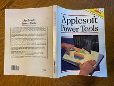 APPLESOFT POWER TOOLS BOOK 1992 Nibble Collector's Edition Apple Mac Macintosh