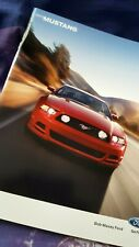 Ford Mustang 2013 US Sales Brochure - 44 pgs