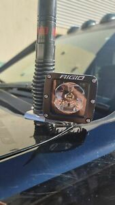 Razor4x4 Modular Bonnet Hinge Aerial Mount to suit Prado 150 for Toyota