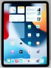 """Apple iPad Pro 2nd Gen 256GB Wi-Fi + Cellular 11"""" NXEW2LL/A Space Gray"""