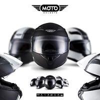 MOTO X86 + INTEGRAL-HELM FULLFACE-HELM MOTORRAD-HELM ROLLER-HELM XS S M L XL XXL