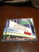 nuclear assault live at the hammersmith odeon cd 1992 thrash metal