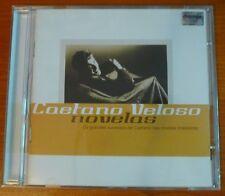 Caetano Veloso : Novelas CD * Sonhos, Sozinho, Samba, Voce e Minha, Alegria