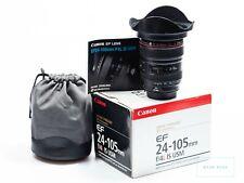 Canon EF 24-105mm f/4 L IS USM Objektiv Zoom Lens