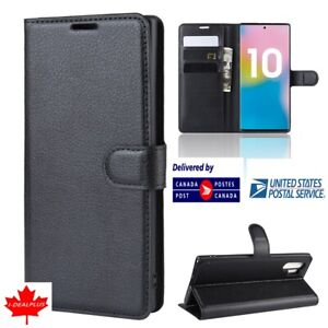 For Samsung Galaxy Note10  /10+ /10 Plus/Pro Flip Wallet Case/Cover/Card Holder