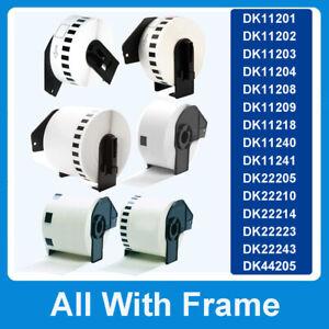 Labels fits Brother Printers QL700 QL-700 QL560 QL570 QL720NW QL710W
