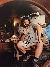 Autographed Peter jackson 8x10 Lord of the Rings