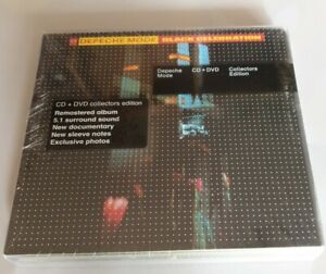Depeche Mode Black Celebration Hybrid CD + DVD, SACD, Multichannel, Wie Neu
