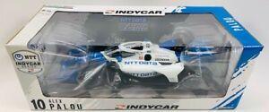 1:18 2021 Greenlight Alex Palou #10 Chip Ganassi Racing NTT Data IndyCar Diecast