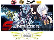 Sunrider: Liberation Day - Captain's Edition PC Digital STEAM KEY - Region Free