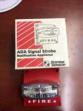 System Sensor - ADA Signal Strobe - SS241575ADA