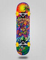 Tony Hawk Monopatín Skate Skateboard SS 360 Complete Utopia Mini Multi 7.25