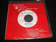 "THE JACKSONS<>SHAKE YOUR BODY..<>45 Rpm,7"" Vinyl ~Canada Pressing~EPIC E4-1055"