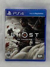 Ghost of Tsushima (Sony PlayStation 4, 2020)