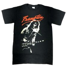 Peter Frampton Concert Tour  2011 Comes Alive 35 T Shirt Rock Double Sided SMALL