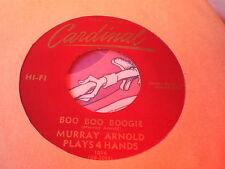 """Jazz 45RPM Doo Wop & 1950s Rock 'n' Roll 7"""" Singles"""