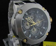 Invicta S1 Rally SS Twisted Metal Chronograph SS bracelet Watch 19429