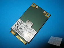 Dell DW5560 Ericsson F5321gw WCDMA Mini PCI-e 3G HSPA GPRS WWAN Wlan Card GPS
