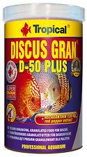 1000 ml Tropical Discus Gran D - 50 Plus Diskus Granulat