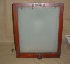 New listing Rare! 1920's Antique Vintage Engeln Electric X-Ray Machine Film Light Box