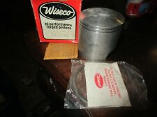 Ski-doo Wiseco rotax 440 piston new 2147P2