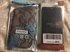 2 Pack Cases Samsung Galaxy Note Edge Cellphone Wallet Diary #8