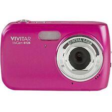 Vivitar S126 Compact Digital Camera 16MP 4x Zoom Pink