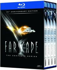 FARSCAPE Complete Series Blu-ray 20-Disc Set+Comic Book,2013,15th Anniversary