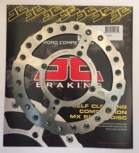 Kawasaki KX250 (1991 to 2002) JT Brakes Self Cleaning FRONT Wavy Brake Disc