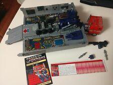 Optimus Prime GRAY BLOATED PRE RUB *Complete*