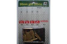 AFV Club AF35076 1/35 90mm Gun Ammo