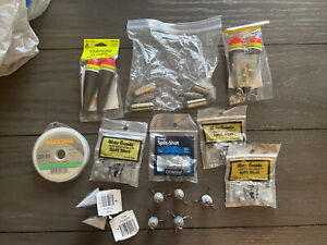 fishing weights sinkers lot