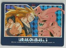 Carte Dragon ball Z GT Hero collection Card Part 4 dbz prism N 406