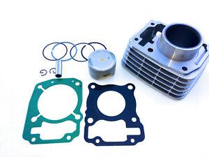 125cc Cylinder Barrel Kit for Honda CBF 125 - 52.40mm Piston 2008 TO 2016