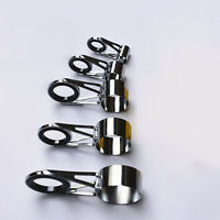 Tackle Repair Accessories Telescopic Tip Rod Guides Fishing 7PCS Line Ring