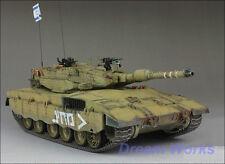 Award Winner Built ACADEMY-LEGEND 1/35 Merkava III MBT +Resin +PE +Rebuilt