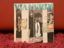 VIA VERDI - YOU AND ME  italian version - YOU AND ME english version - NUOVO