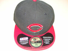 New Era Cap Hat Cincinnati Reds Alt 7 3/4 Baseball MLB