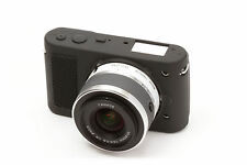 Camera silicone cover for Nikon 1 J1 & J2+ Tow LCD Screen Protectors