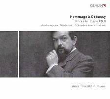 Tebenikhin,Amir - Hommage a Debussy: Klavierwerke Vol. 2 /1