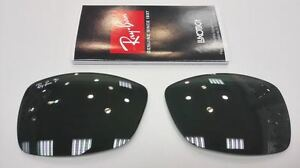 Lenses Ray-Ban RB4179 601S/9A & 6125/9A Polarized Replacement Lenses